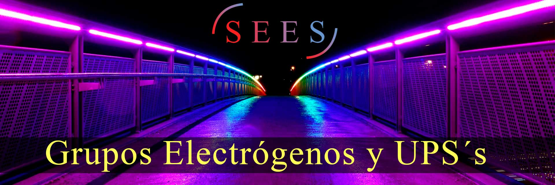 SEES - Sistemas Energéticos de Emergencia y Seguridad, S. L.
